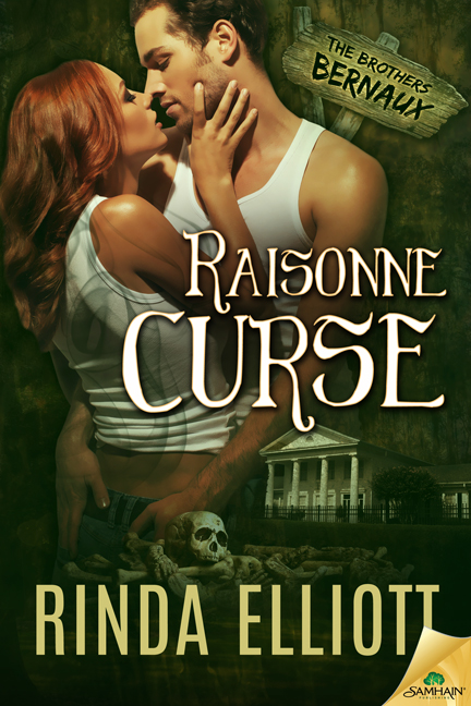 Raisonne Curse Cover!